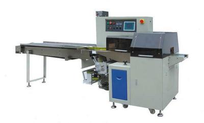 MTK-250下走纸枕式包装机,食品包装机,面包包装机
