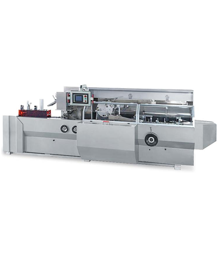 MTK-200高速装盒机,连续式装盒机