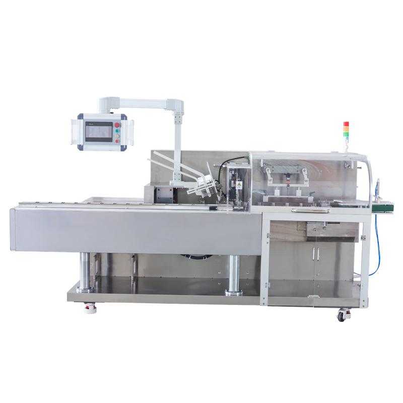 MTK-120型自动装盒机,自动折盒机,五金配件自动装盒机