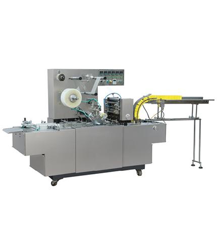 TB-200D型高速透明膜三维包装机,透明膜包装机