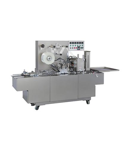 TB-200A型全自动透明膜三维包装机