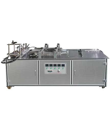 TB-A/B型半自动透明膜三维包装机